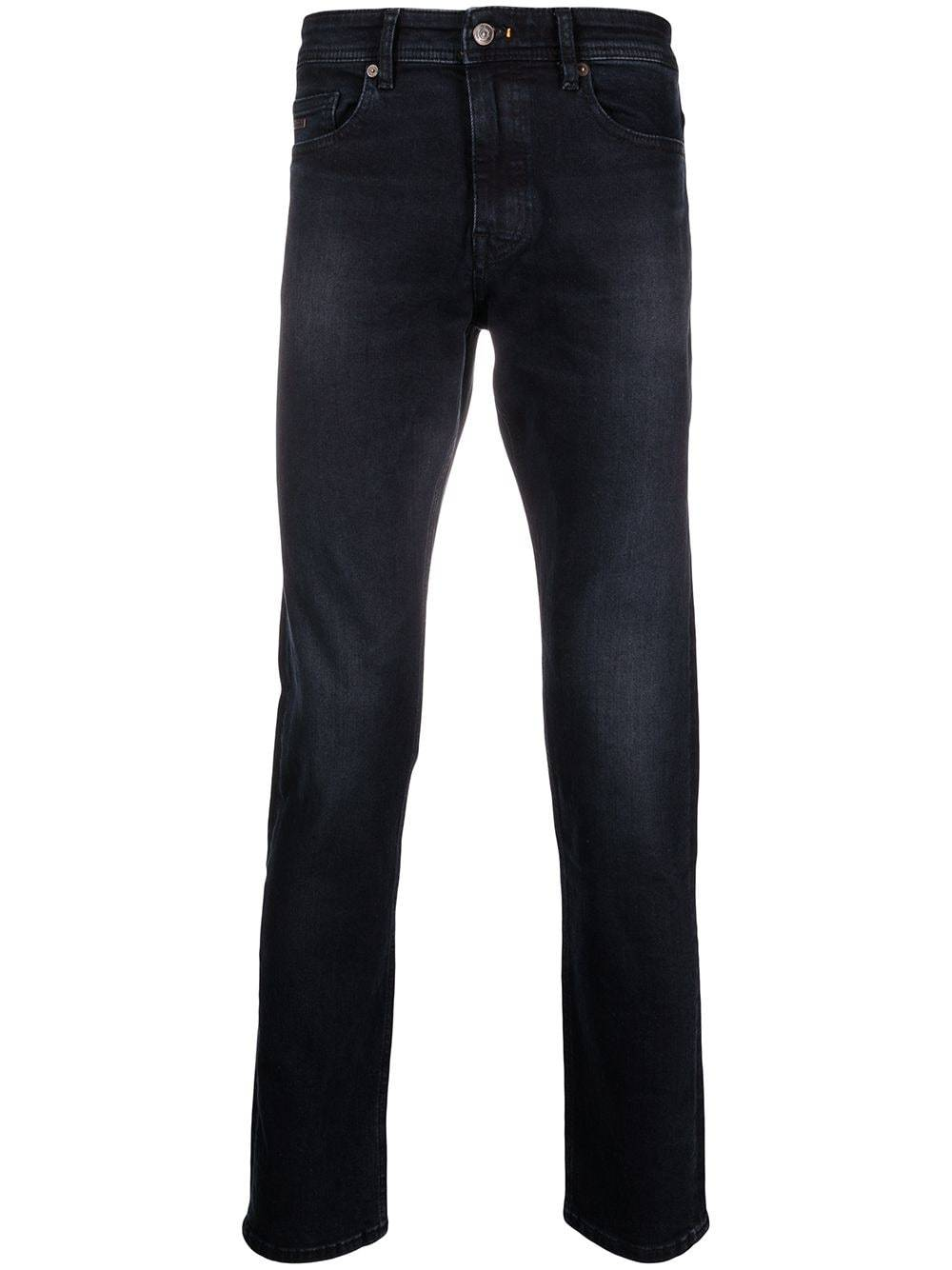 BOSS Delaware Jeans Dark Blue - Maison De Fashion