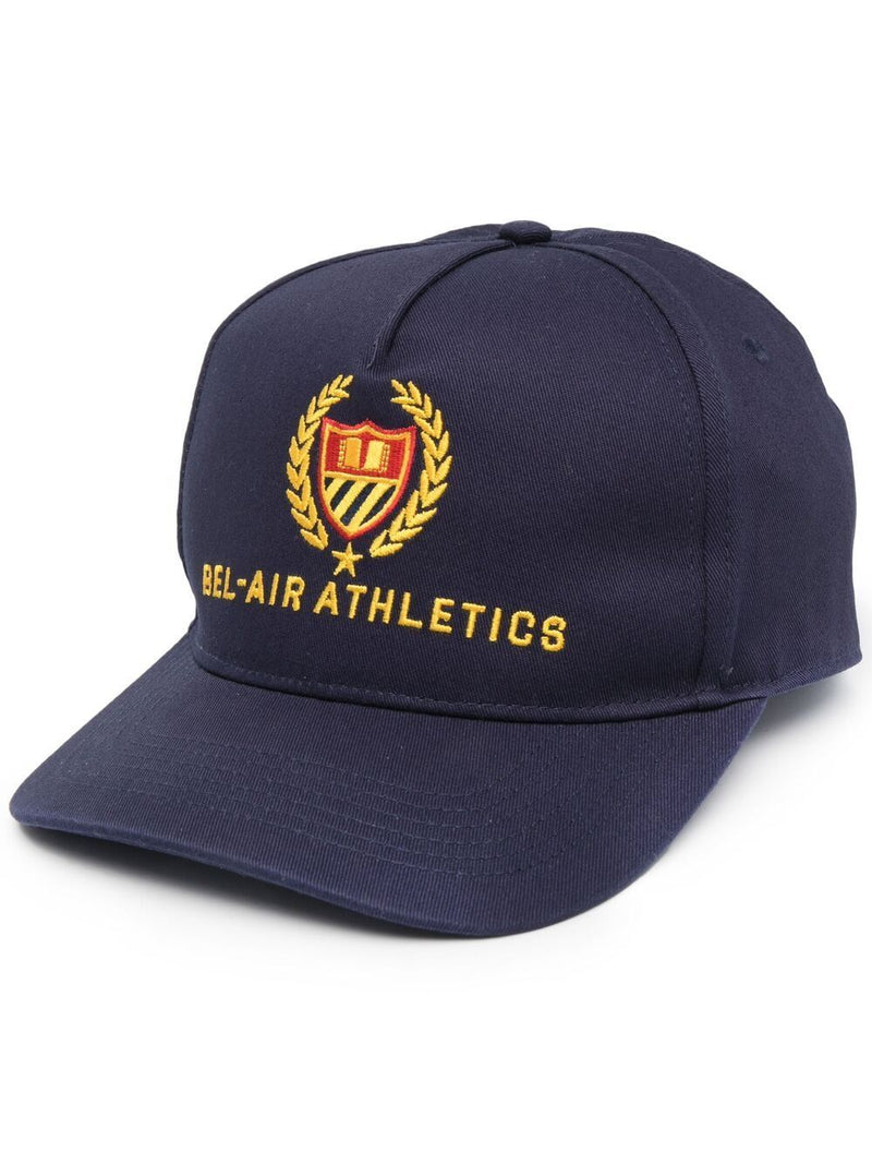 BEL-AIR ATHLETICS Academy Embroidered Cap Navy