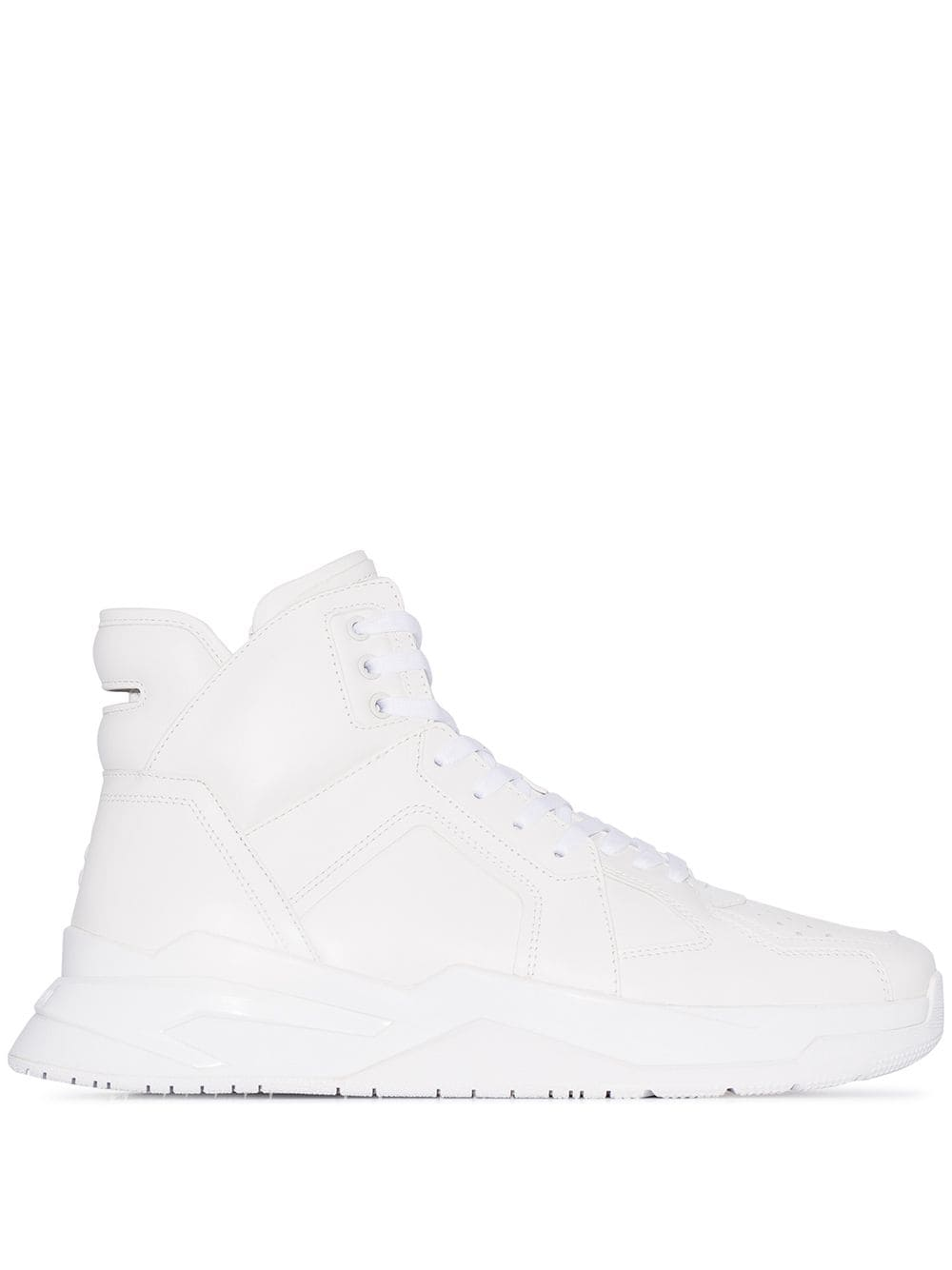 Balmain B-BALL sneakers white - Maison De Fashion