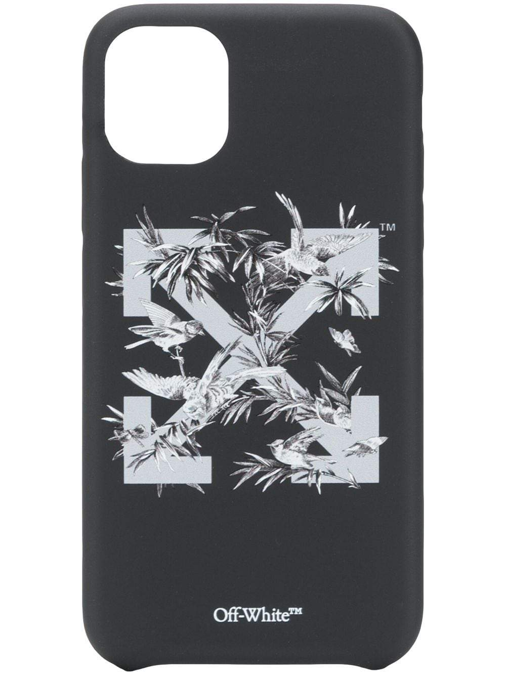 OFF-WHITE Birds iPhone 11 Phone Case