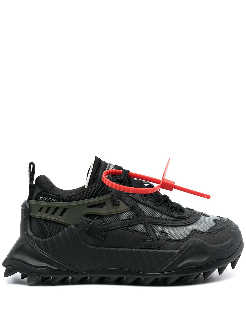 OFF-WHITE WOMEN Odsy-1000 Sneakers Black/Grey