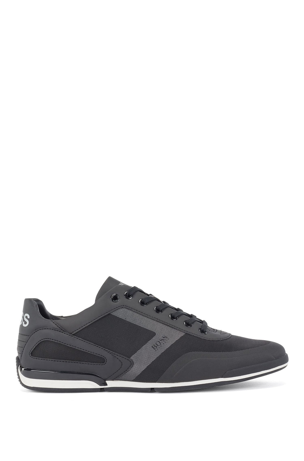 Boss Saturn Low Sneakers Black