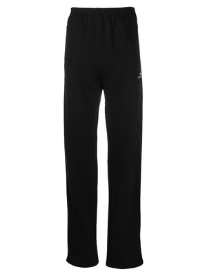 BALENCIAGA BB logo track pants black/white - Maison De Fashion