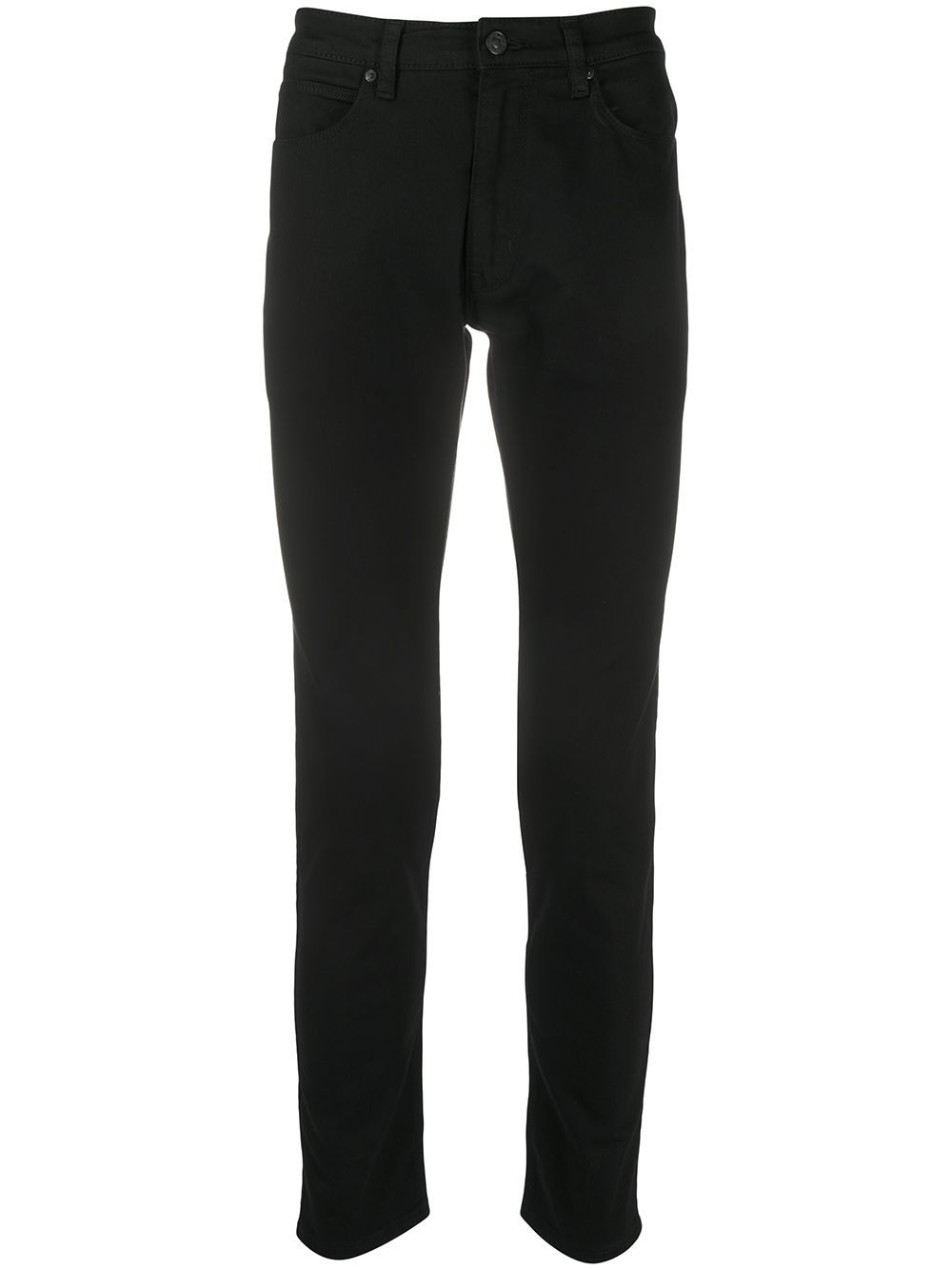 HUGO Extra Slim Fit Jeans Black - Maison De Fashion