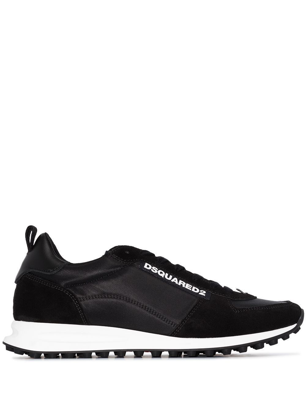 DSQUARED2 New Runner Sneakers Black
