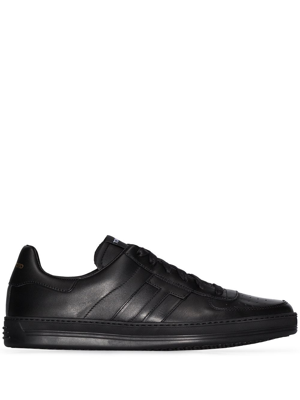 TOM FORD T Logo Sneakers Black