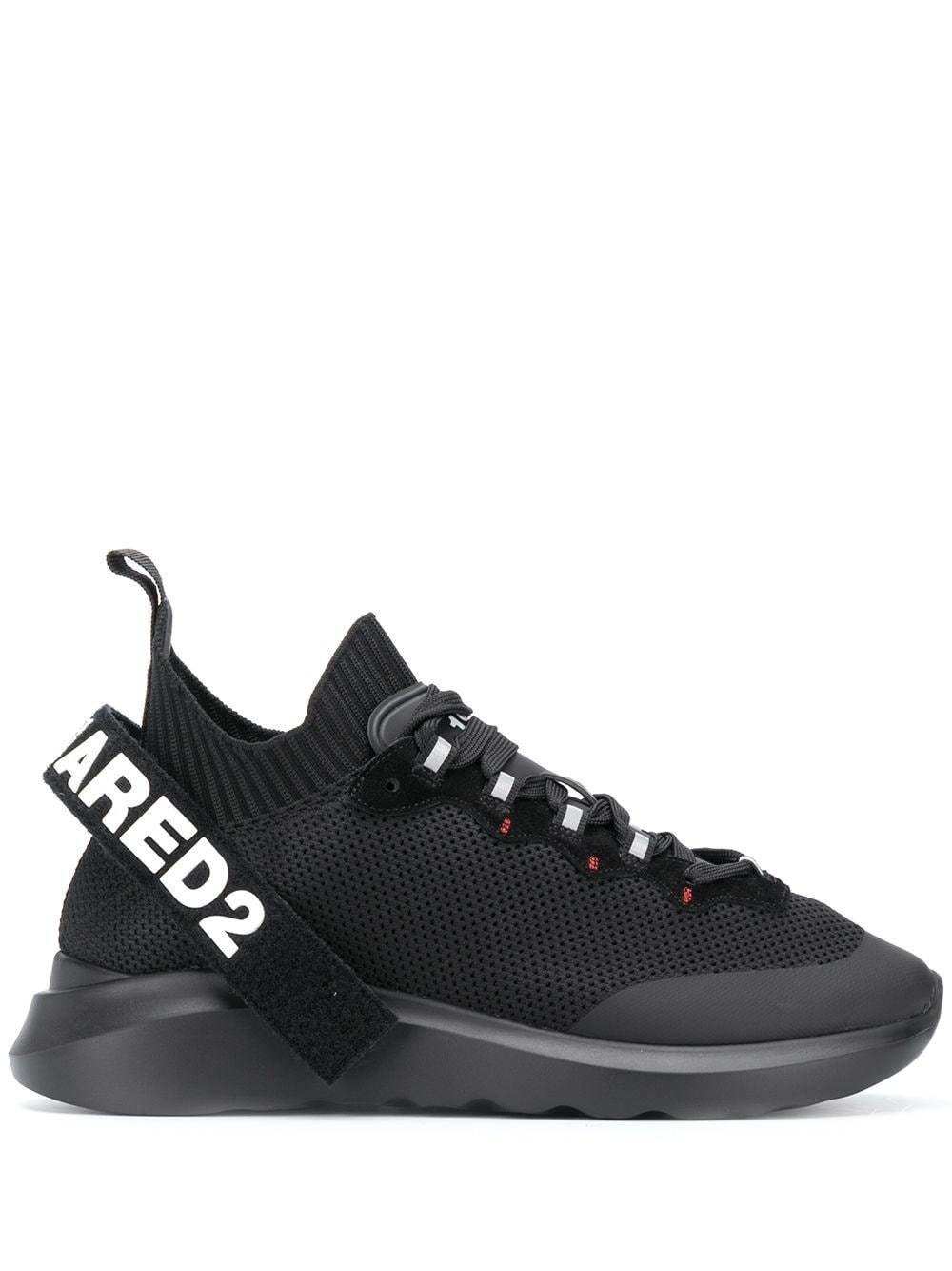 DSQUARED2 Speedster Sneakers Black