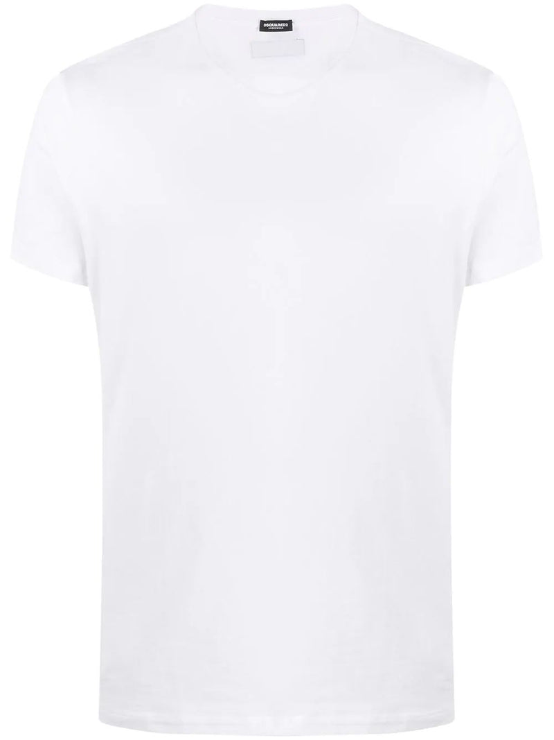 DSQUARED2 logo plaque T-shirt - Maison De Fashion