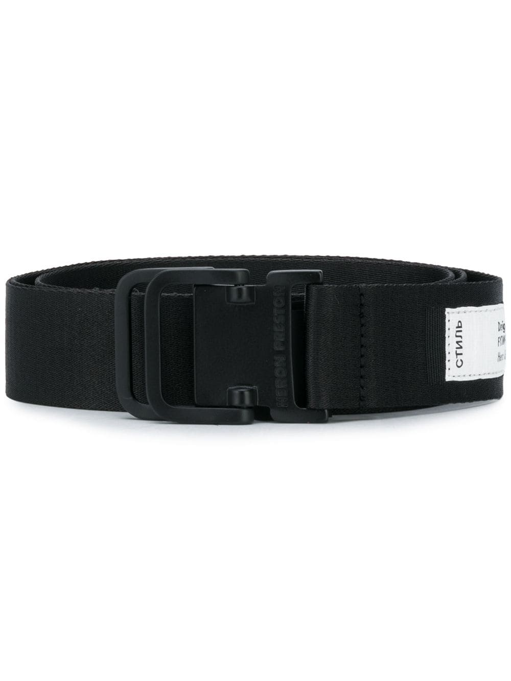 HERON PRESTON Tactical Tape Belt