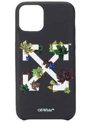 OFF-WHITE arrow stamp iPhone 11 Pro case black/white