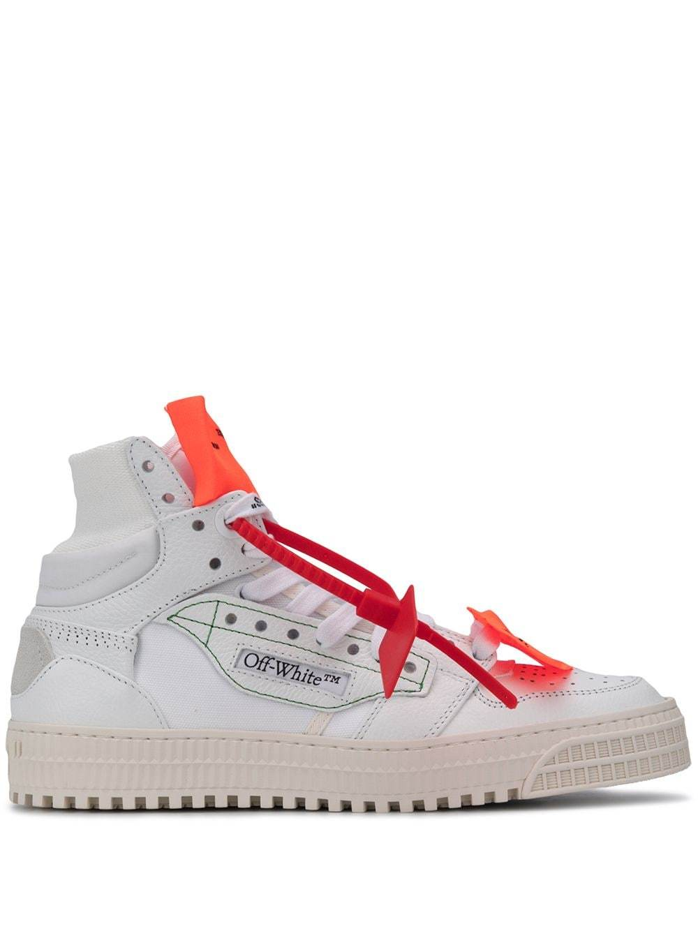 OFF-WHITE 3.0 court sneakers white