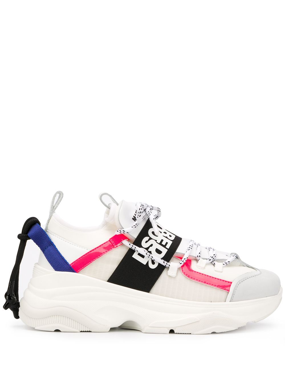 DSQUARED2 women d-bumpy one sneaker