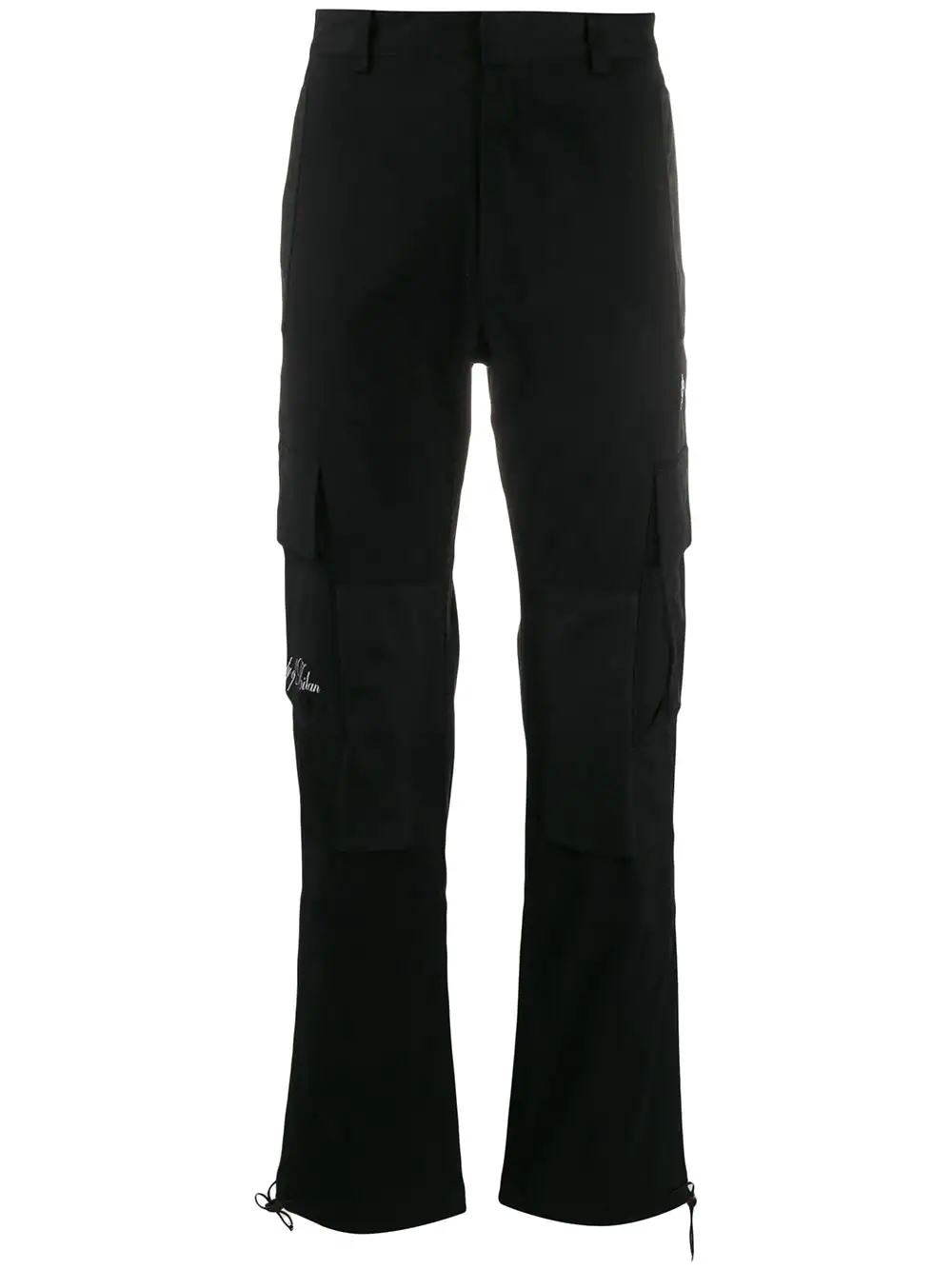 Marcelo Burlon Cross cargo trousers - Maison De Fashion
