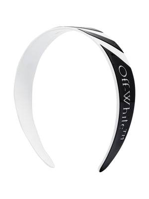 OFF-WHITE stripe headband - - Maison De Fashion