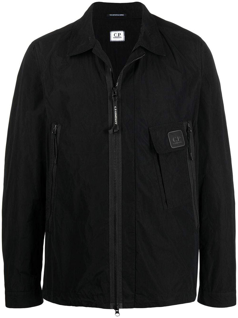 C.P. COMPANY Memri Lightweight Jacket Black