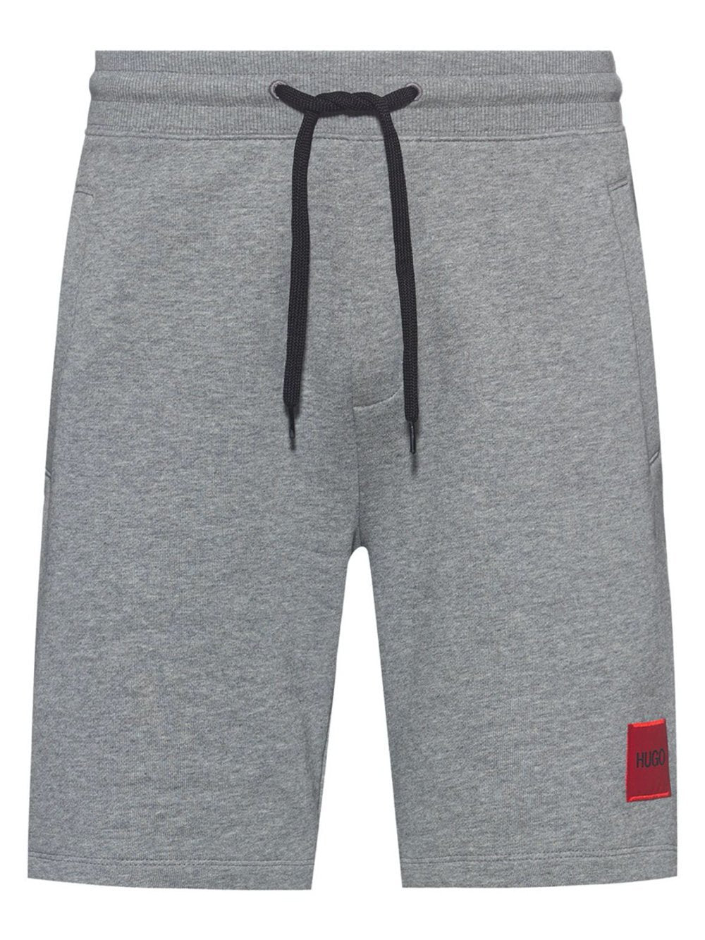HUGO Logo Shorts Grey