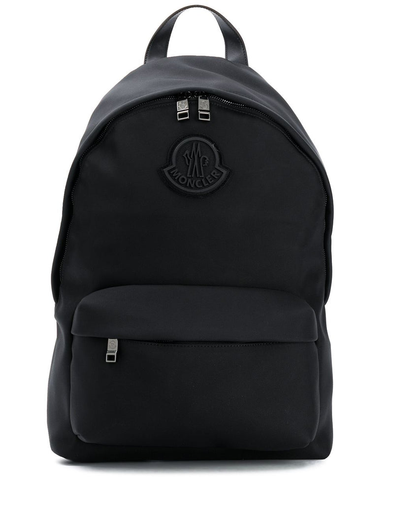 MONCLER Pierrick Backpack Black - Maison De Fashion
