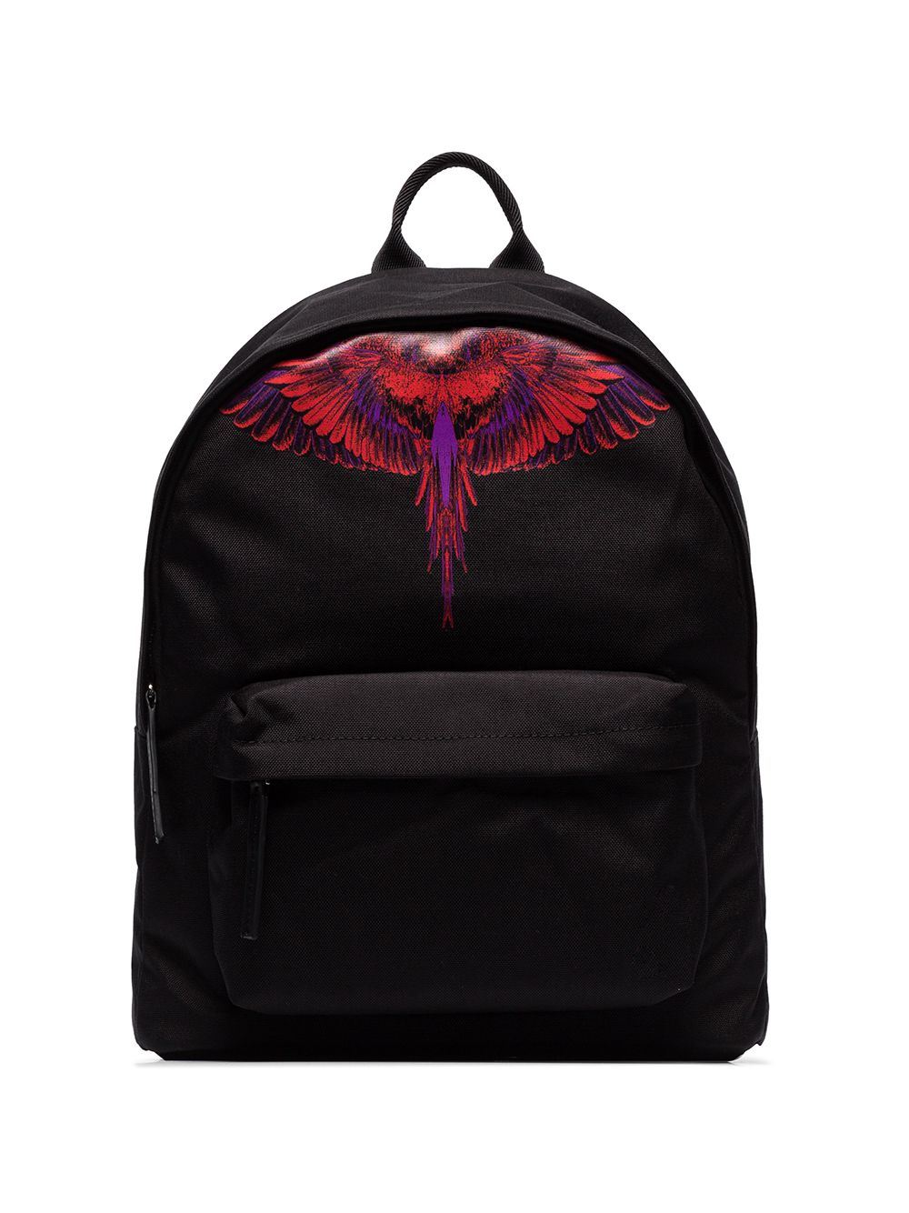 MARCELO BURLON red wings backpack - Maison De Fashion