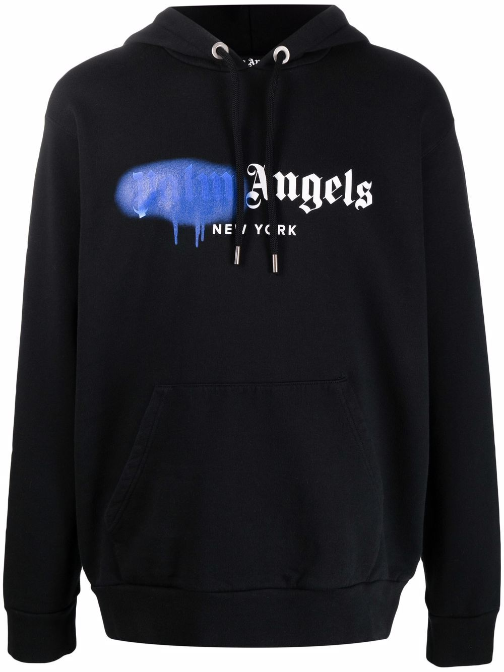 PALM ANGELS New York Sprayed Hoodie