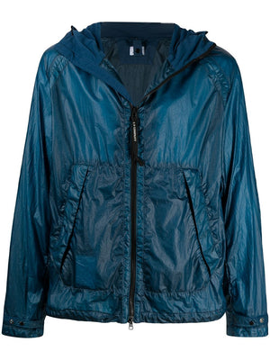 C.P. COMPANY Zipped hooded Jacket Nyber