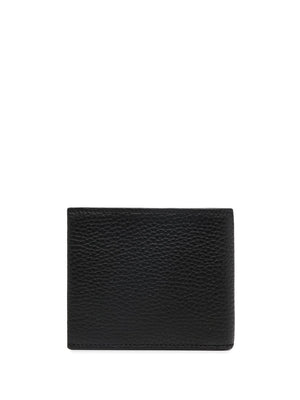 BOSS Crosstown Leather Wallet Black - Maison De Fashion