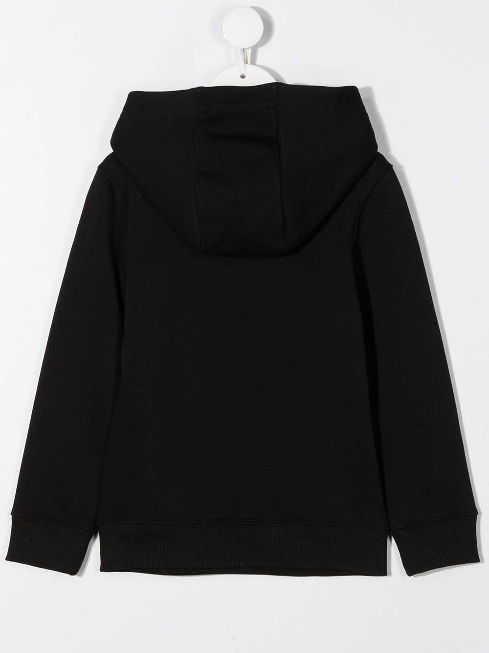 GIVENCHY KIDS Sci-Fi Logo Sweatshirt Black