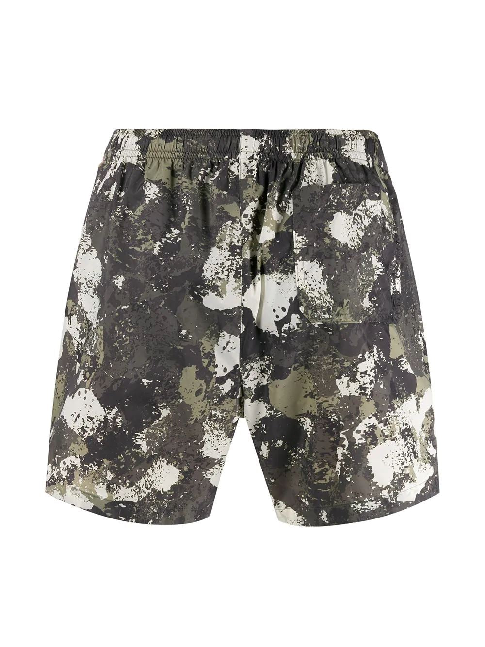 MARCELO BURLON camouflage-print swimming shorts - Maison De Fashion