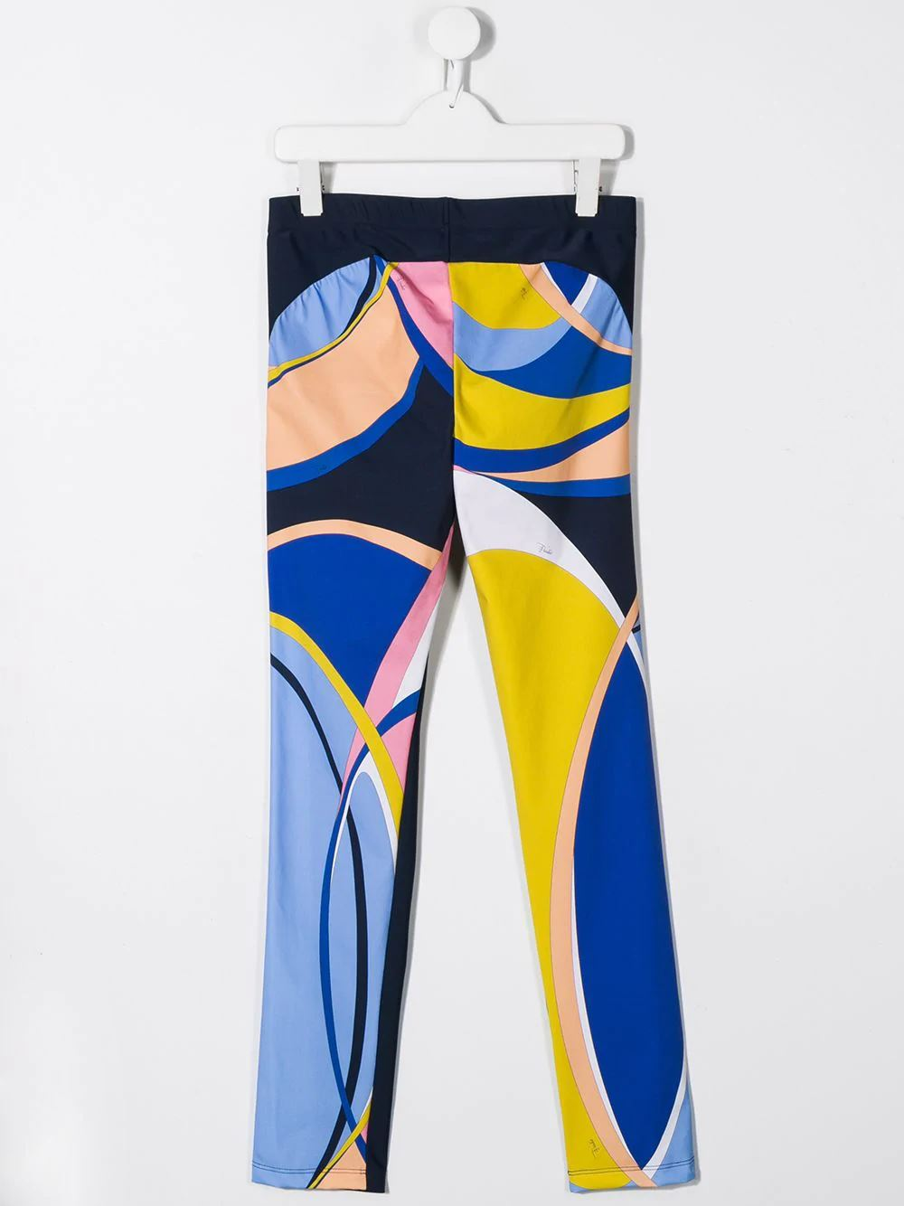 EMILIO PUCCI JUNIOR colour block track pants - Maison De Fashion