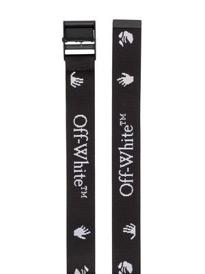 OFF-WHITE new logo industrial black/white