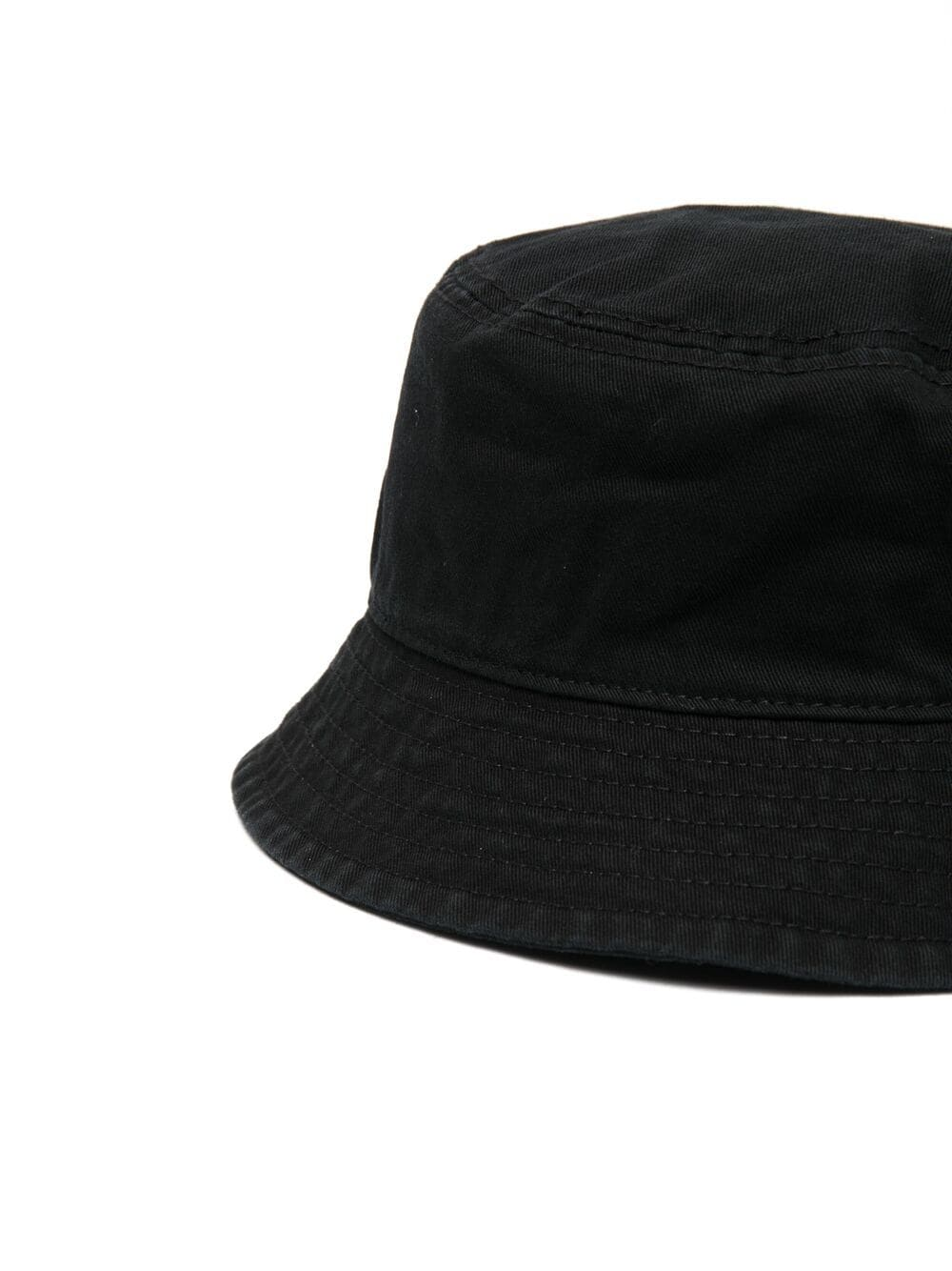 PALM ANGELS Miami Embroidered Bucket Hat