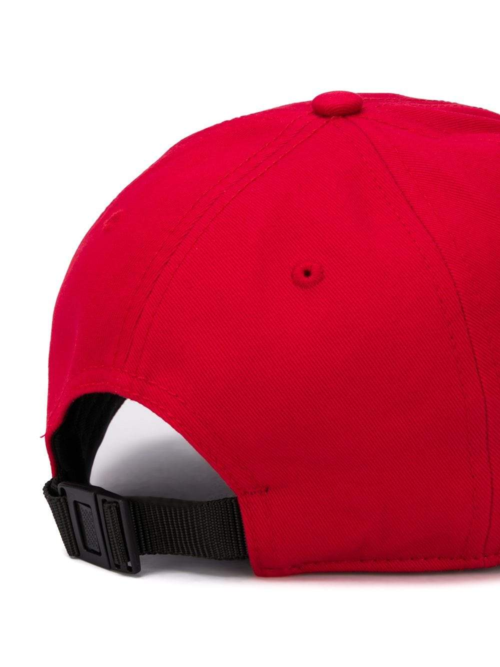 KIRIN baseball cap red/mint