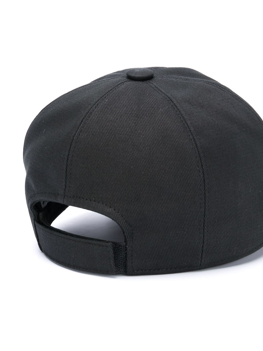 GIVENCHY KIDS Paris Logo Cap Black