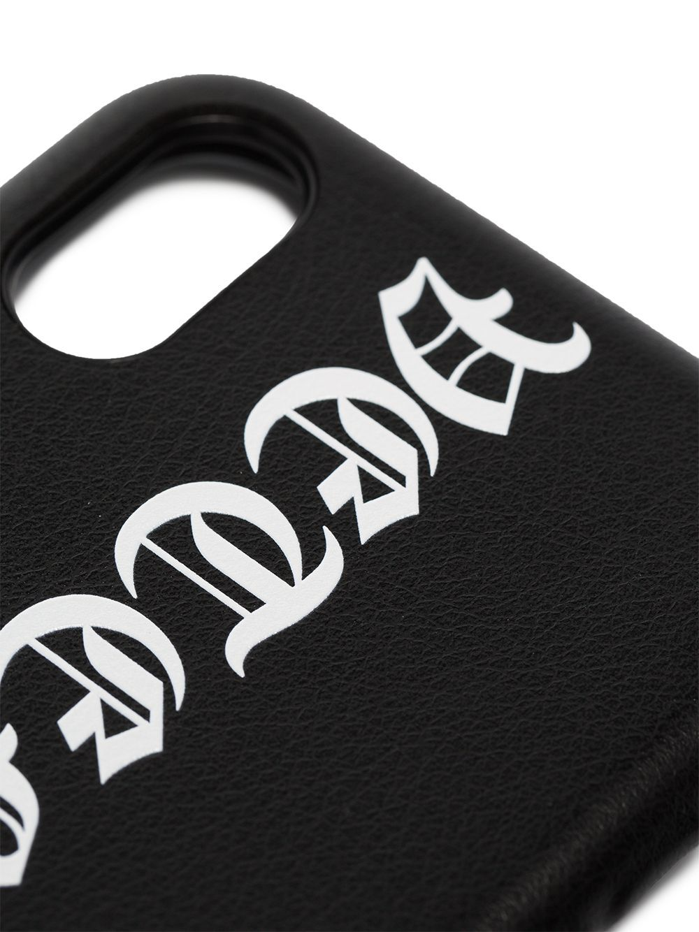 VETEMENTS gothic logo iPhone XS case