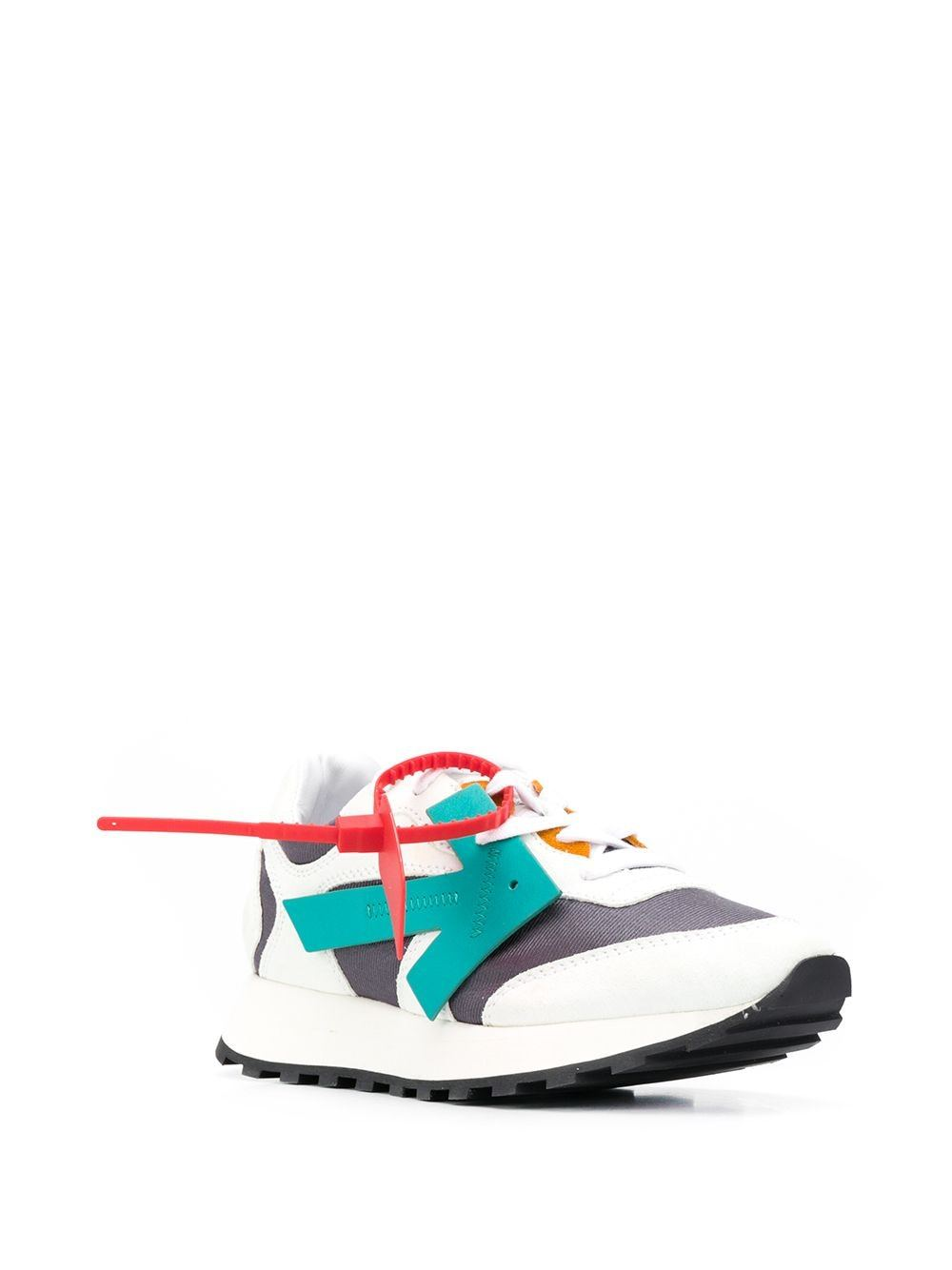 OFF-WHITE hg runner optical white
