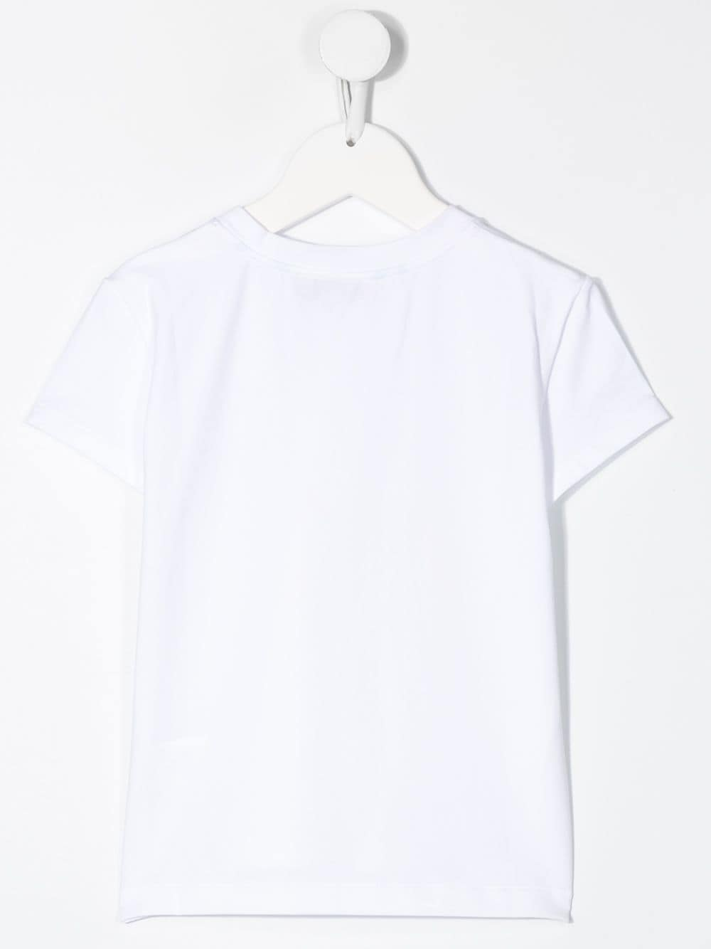 EMILIO PUCCI all over logo print t-shirt white