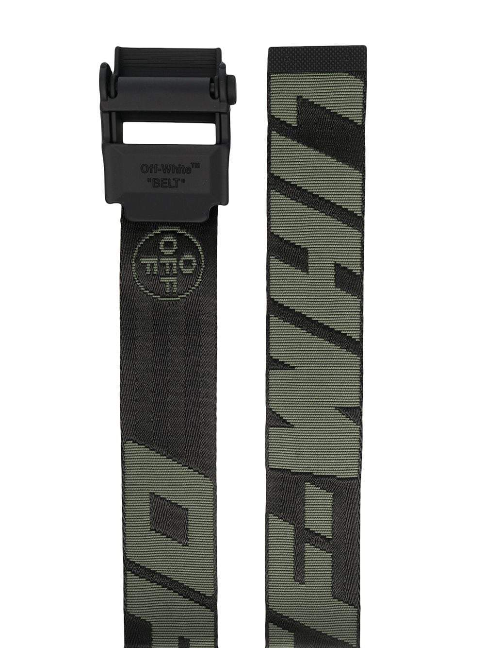 OFF-WHITE 2.0 Industrial Belt Green