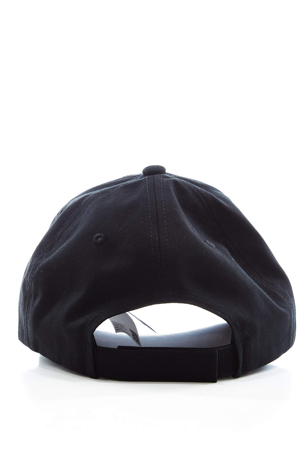 BOSS Logo Print Cap Black