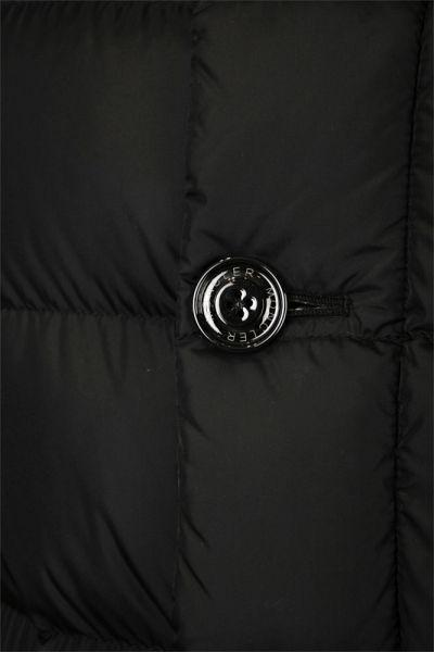 MONCLER Cluny Padded Jacket Black