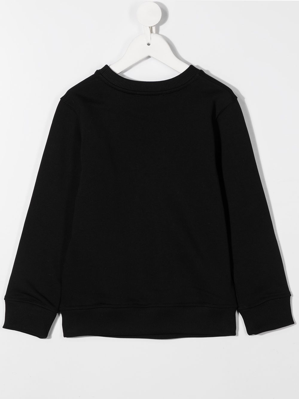 GIVENCHY KIDS Logo Sweatshirt Black/White - Maison De Fashion