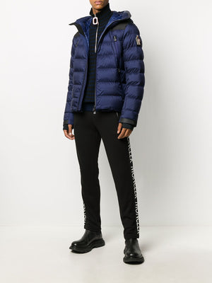 MONCLER GRENOBLE Camurac Hooded Down Jacket