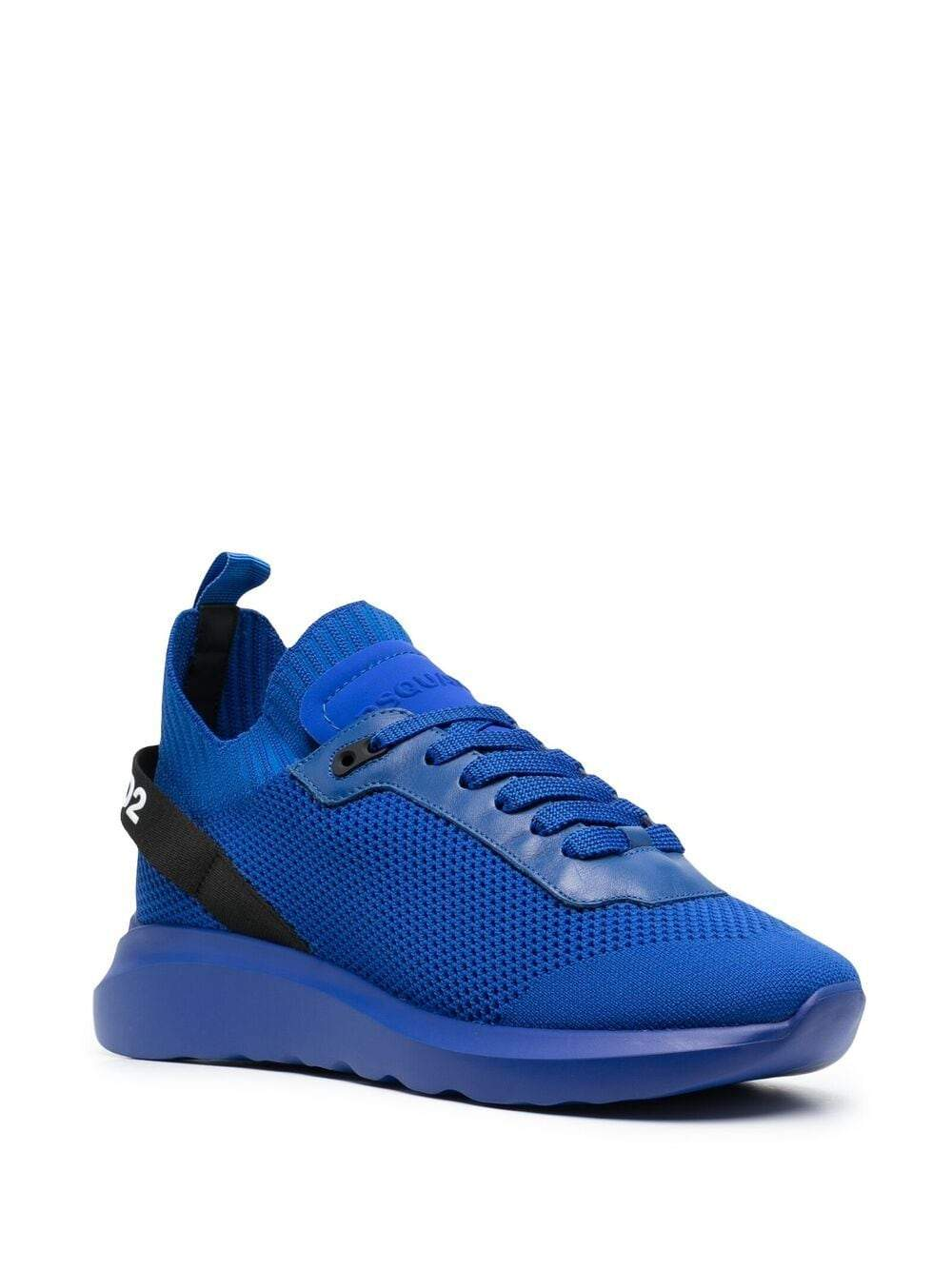 DSQUARED2 Speedster Low Top Sneakers Blue