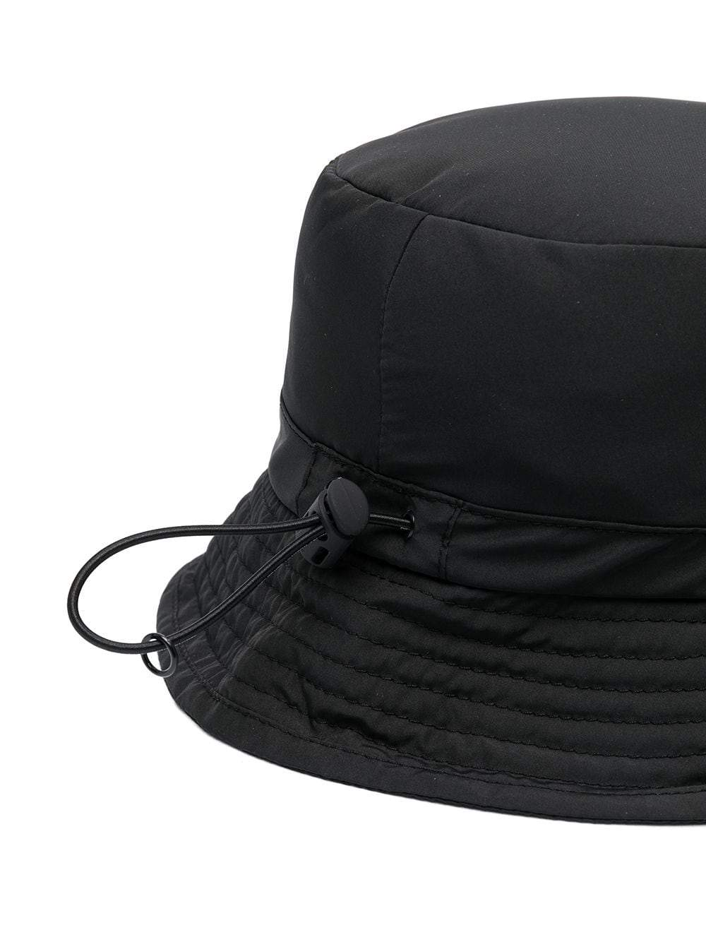 OFF-WHITE For The Nature Bucket Hat Black/Green