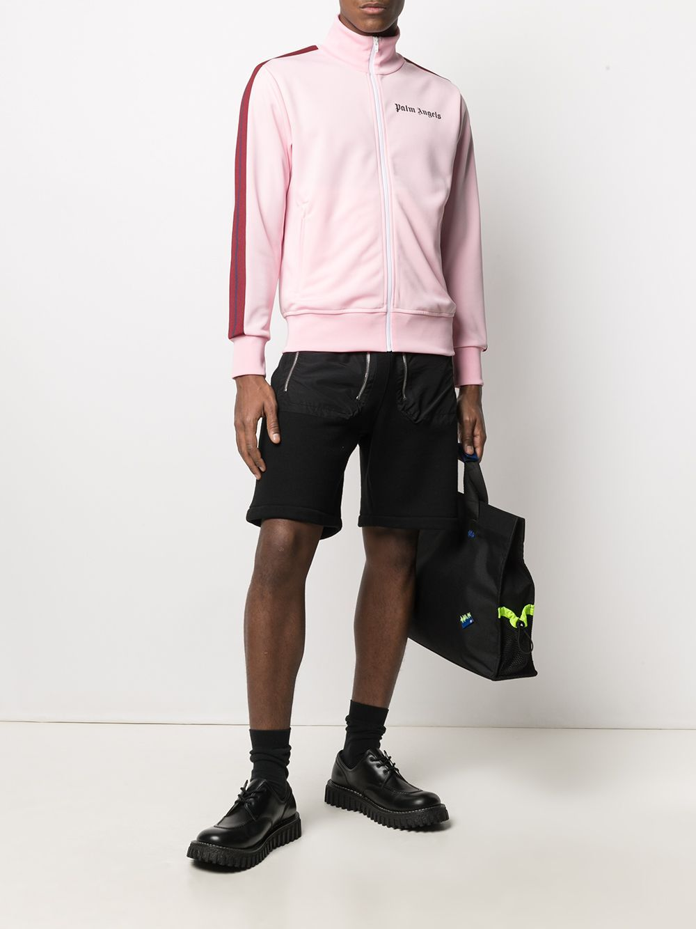 PALM ANGELS Classic Track Jacket Pink