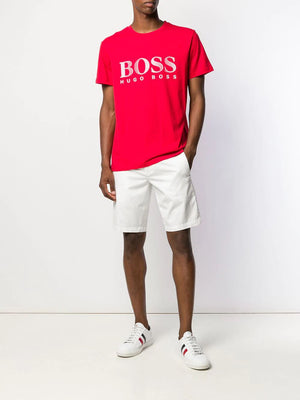 BOSS HUGO BOSS Bermuda shorts - Maison De Fashion