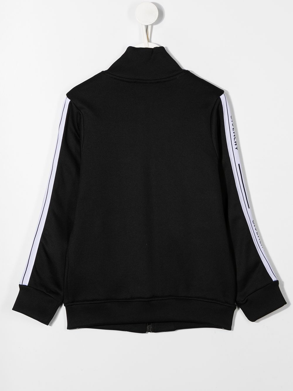 GIVENCHY KIDS Logo Cardigan Black