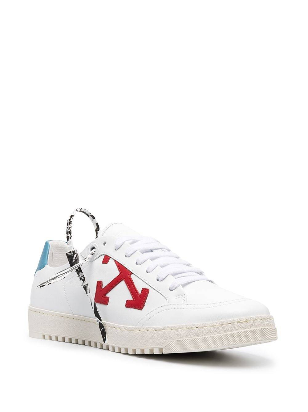 OFF-WHITE 2.0 Sneaker White/Red
