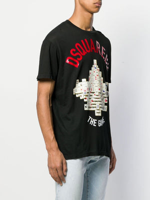 DSQUARED2 the game t-shirt - Maison De Fashion
