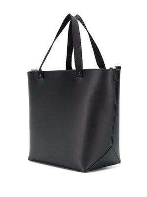 DSQUARED2 Logo Shopping Bag Black