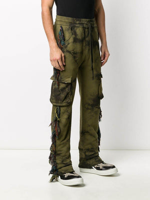 ALCHEMIST jungle riders joggers green - Maison De Fashion