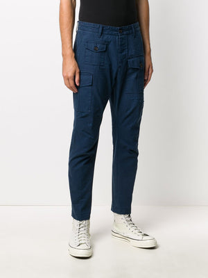 DSQUARED2 Cargo Chinos Navy